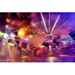 Dance machine - Digigraphie