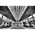 Estação de trem - Digigraphie