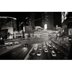 Street night  - Digigraphie